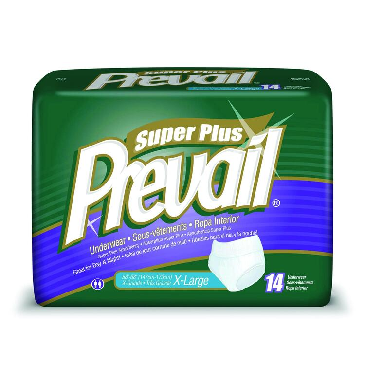 Prevail® Protective Underwear - Regular And Super Absorbency