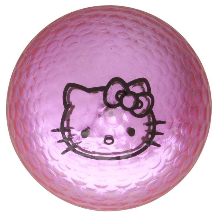 Hello Kitty Crystal Golf Ball