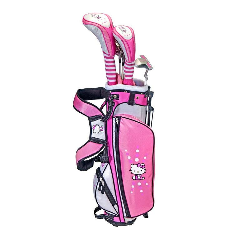 Hello Kitty Junior Golf Set