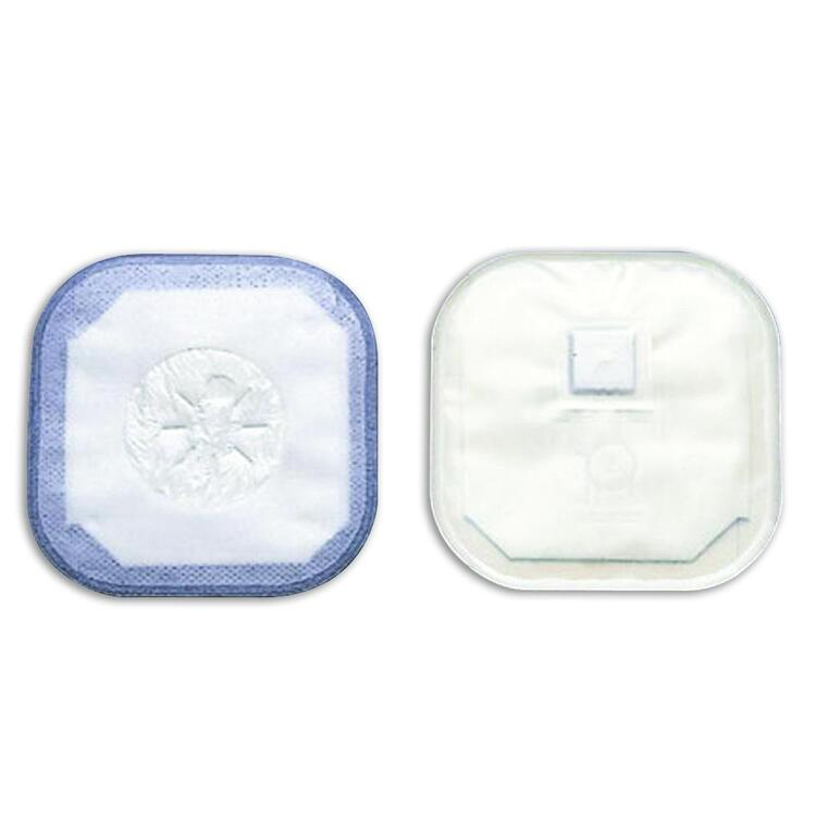 Stoma Cap Mini Transparent 2in