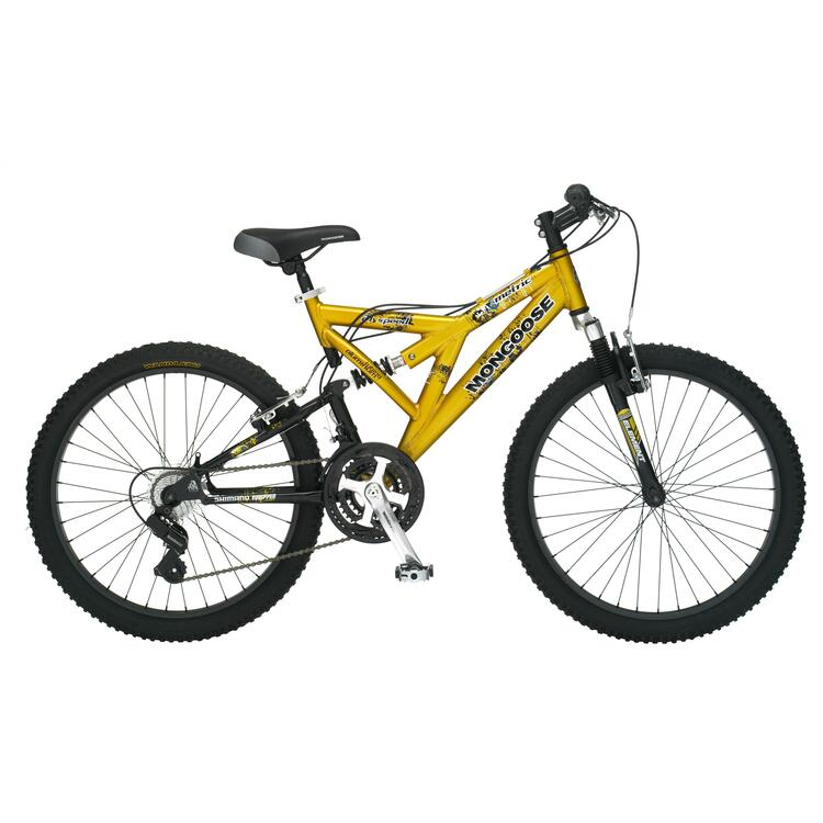 Mongoose 24 in. Metric Bicycle