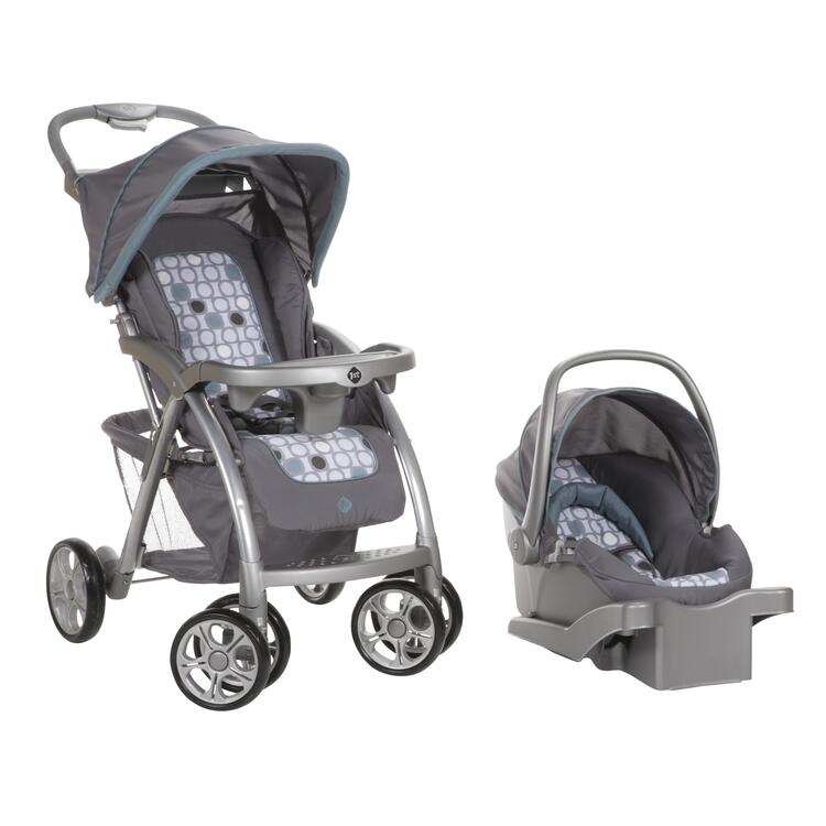Safety 1st® Saunter Travel System (Stratosphere)