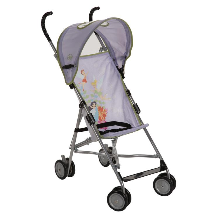 Disney® Umbrella Stroller with Canopy (Fairies Pixie Dust)