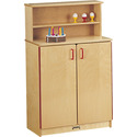 Jonti-craft School Age Birch Cupboard