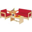 Jonti-craft Living Room Set - 4 Piece