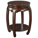 Hidden Treasures Round Stool