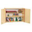Jonti-craft Wall Cabinet - Lockable