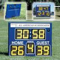 LCD Portable Football/Soccer Scoreboard