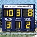 LCD Portable Baseball Scoreboard