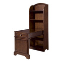 Covington Bookcase Desk