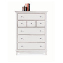 Drawer Chest-White