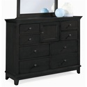 Dressing Chest-Black