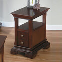 Miniatures - Regal Cherry  Chairside Table