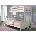 Arielle Full Bunkbed Extension with Rails & Slats