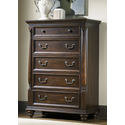 River Street 5 Drawer Chest