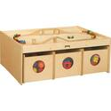 Activity Table w/ 6 Bins