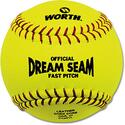 Worth Dream Seam Fastpitch Softball