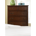 Chelsea Square 5 Drawer Chest