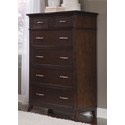 Valley View II 5 Drawer Chest