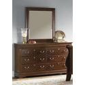 Heritage Court 6 Drawer Dresser