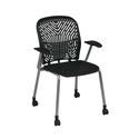 Deluxe Space Flex Seat and Back Chair-2 Pack