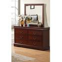 Lewiston Dresser w/ Mirror