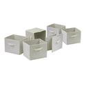 Capri Foldable Fabric Baskets