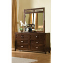 City Gazebo II Dresser w/ Mirror