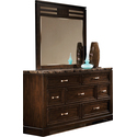 Bella Marbella Top Dresser w/ Mirror