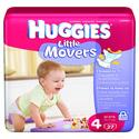Huggies® Supreme Little Movers Diapers