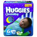 Higgies Overnites Diaper Sz6