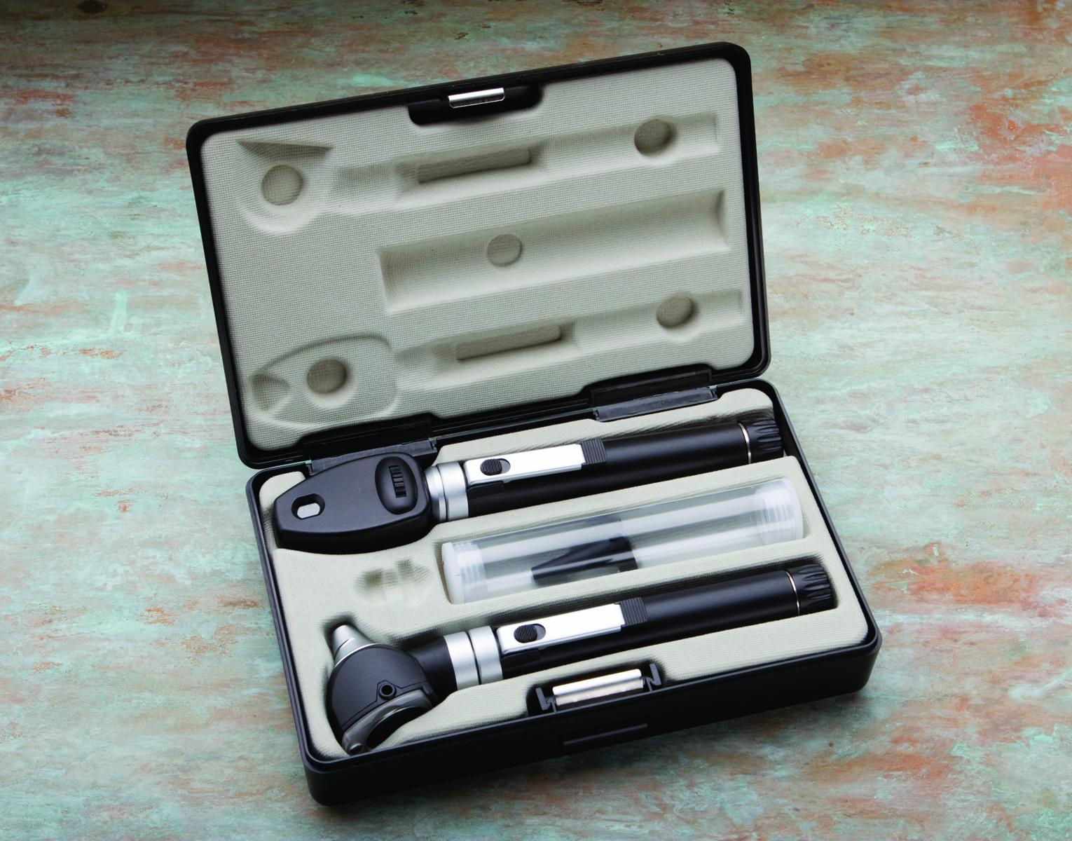 Pocket Otoscope/Opthalmoscope Set