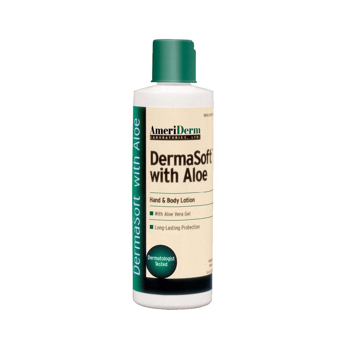 Derma Soft Body Lotion 8oz