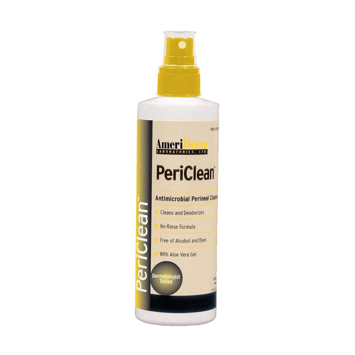 Periclean Antimicrobial Perineal 8oz
