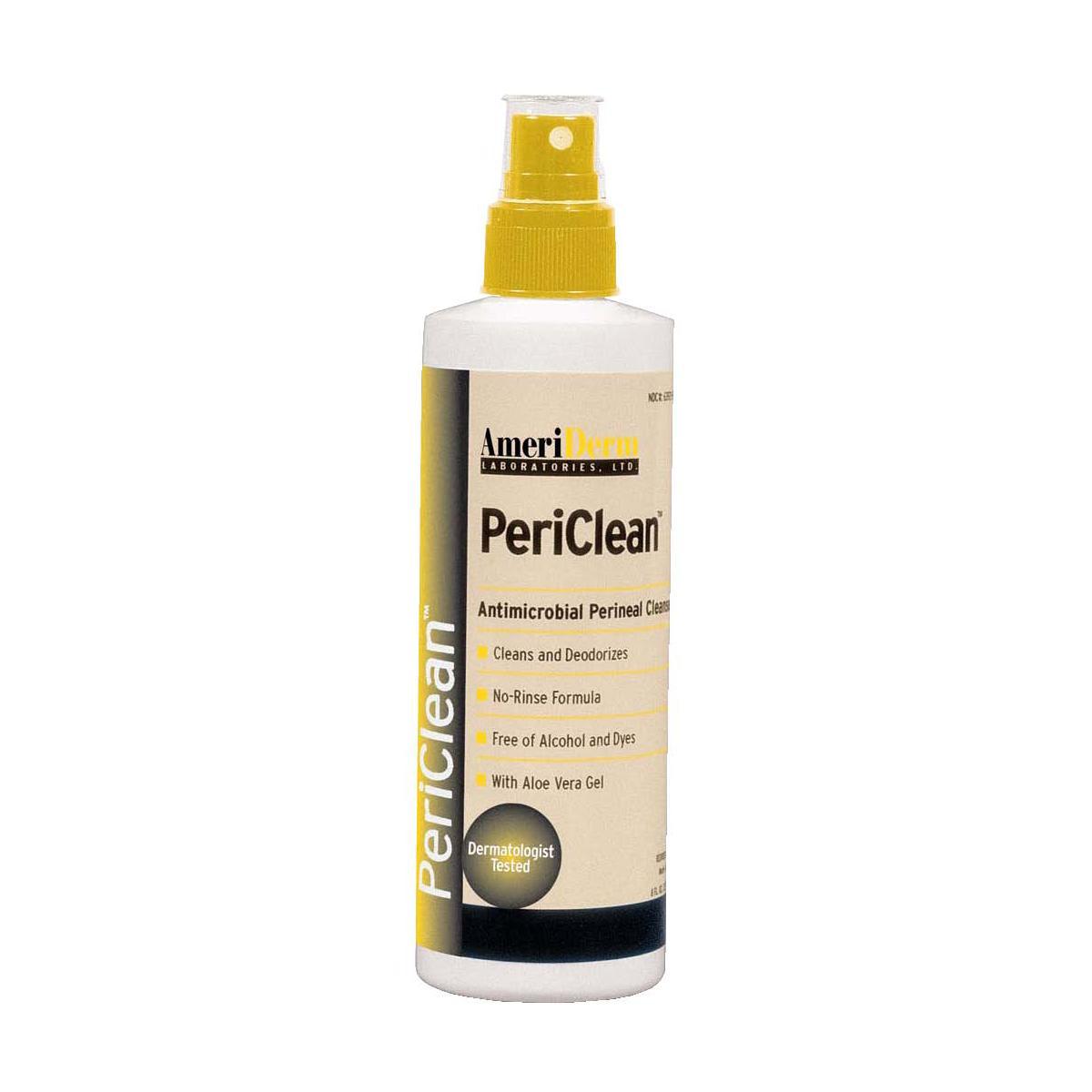 Periclean Antimicrobial Perineal 8oz