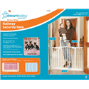 Dreambaby Chelsea Xtra Hallway Swing Close Gate