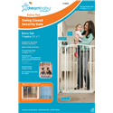 Dreambaby Madison Xtra Tall Swing Close Gate- Black