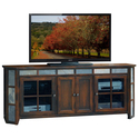 Fire Creek Angled TV Console