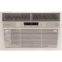 Energy Star 8,000 BTU 115-Volt Window-Mounted Compact Air Conditioner with Temperature Sensing Remote