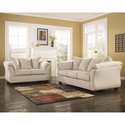 Signature Design by Ashley Darcy Living Room Set