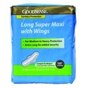 Long Super Maxi Pad With Wings
