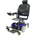 Intrepid Mid-Wheel Power Wheelchair