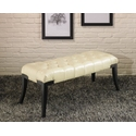 Tufted Newport Bench 36