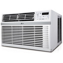 Energy Star 10,000 BTU 115V Window-Mounted Air Conditioner with Remote Control