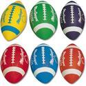 Multicolor Footballs