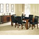 Set of 2 Granite Bello Parsons Chairs
