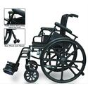 The Osprey™ Deluxe High Strength Lightweight Wheelchair
