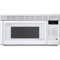 1.1 Cu. Ft. 850W Over the Range Convection Microwave - White