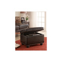 5th Avenue Storage Ottoman