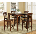 Richmond Counter Dining Table 5 pc Set